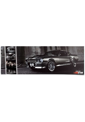 Reinders! Poster »Ford Easton Mustang GT500«, (1 St.) kaufen