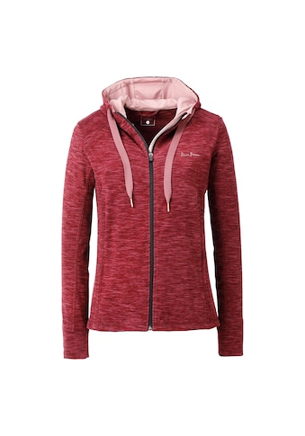 DEPROC Active Kapuzensweatshirt »SWEAT GILFORD MELANGE WOMEN«, aus funktionalem... kaufen
