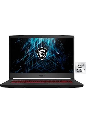 "MSI Gaming-Notebook »GF65 Thin 10UE-095«, (39,6 cm/15,6 "" Intel Core i7 GeForce RTX™... kaufen"