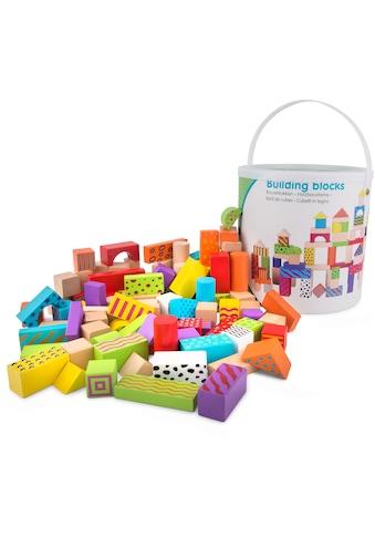 "New Classic Toys® Spielbausteine ""Fantasy"", Holz kaufen"
