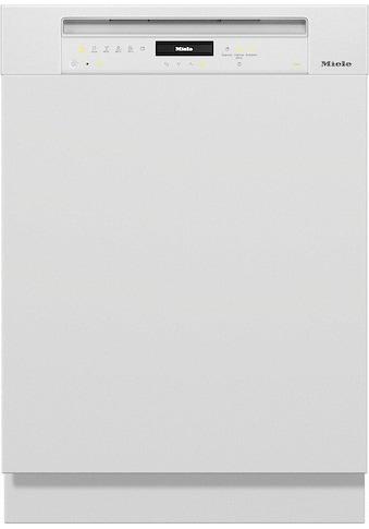 Miele teilintegrierbarer Geschirrspüler, G 7315 SCi XXL AutoDos, 8,9 l, 14 Maßgedecke kaufen