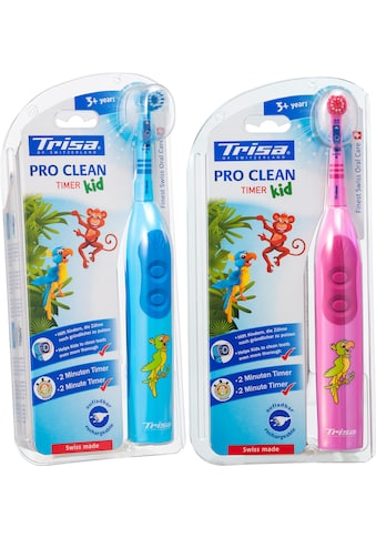Trisa Elektrische Kinderzahnbürste »Pro Clean Impulse Kid« kaufen
