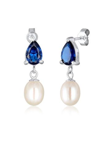 Elli Paar Ohrhänger »Süßwasserzuchtperle Tropfen 925 Silber« kaufen
