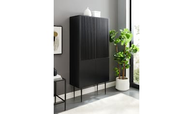Places of Style Highboard »Saltaire«, In modernem Design, Ganzmetall-Scharniere kaufen