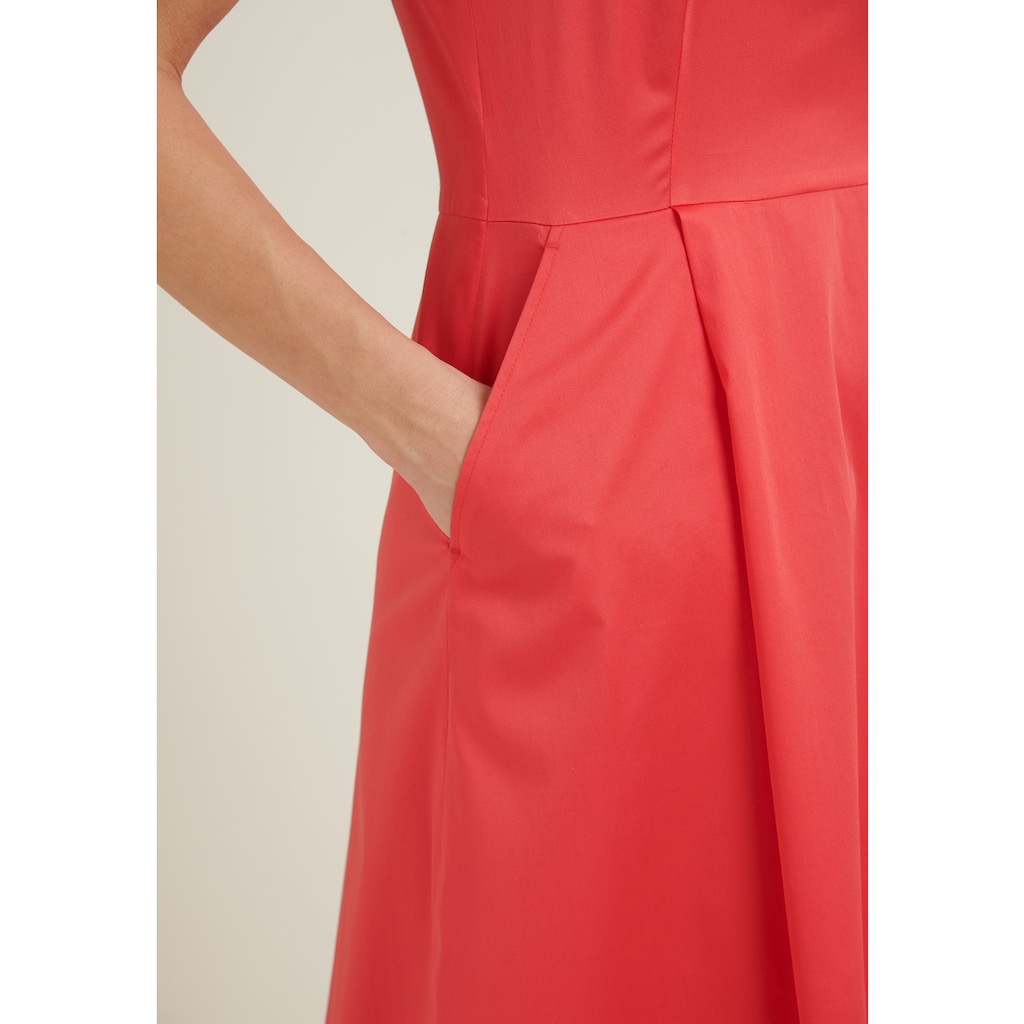 Daniel Hechter A-Linien-Kleid, im schlichten Design
