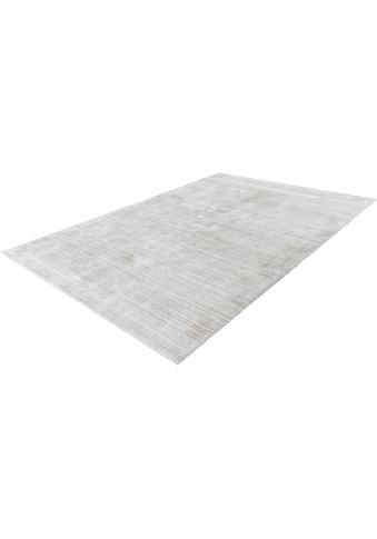 LALEE Wollteppich »Natura 900«, rechteckig, 17 mm Höhe, reine Wolle, handgefertigter Wollteppich, Wohnzimmer kaufen