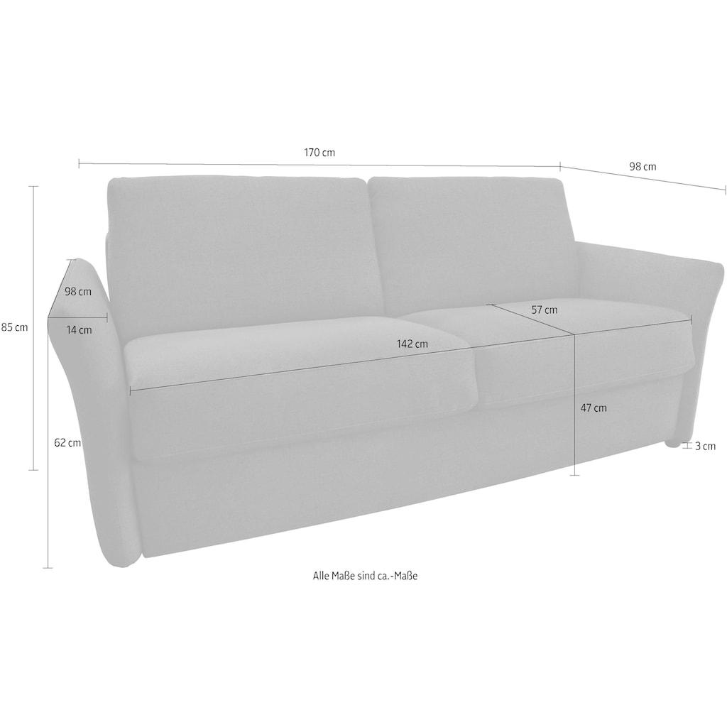 ADA trendline Schlafsofa, mit Doppelbettfunktion