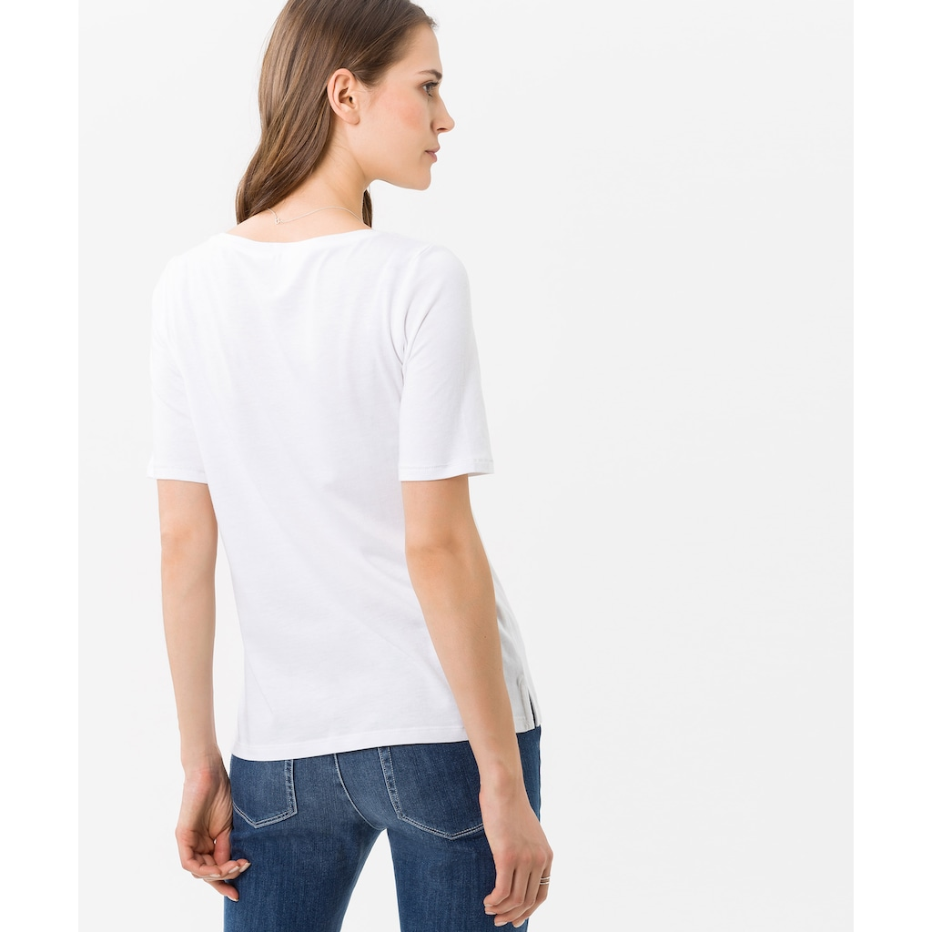 Brax Kurzarmshirt »Style Collette«
