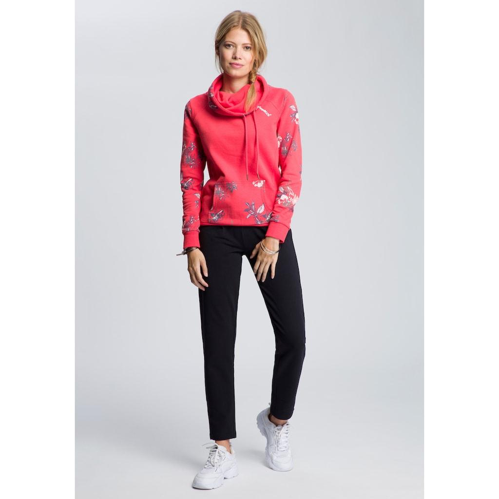 KangaROOS Sweater, mit großem Rollkragen