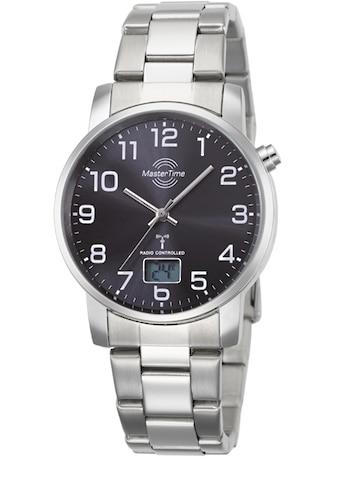 MASTER TIME Funkuhr »Basic, MTGA-10694-21M« kaufen