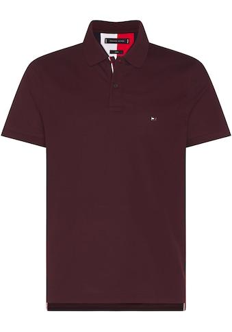 TOMMY HILFIGER Poloshirt »LUXURY STRETCH SLIM« kaufen
