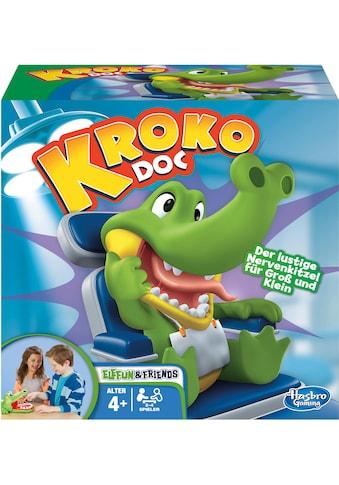 """Hasbro Spiel, """"Kroko Doc"""" kaufen"""