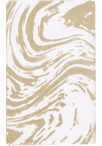 Egeria Badematte »Marble«, Höhe 10 mm, rutschhemmend beschichtet, fußbodenheizungsgeeignet kaufen