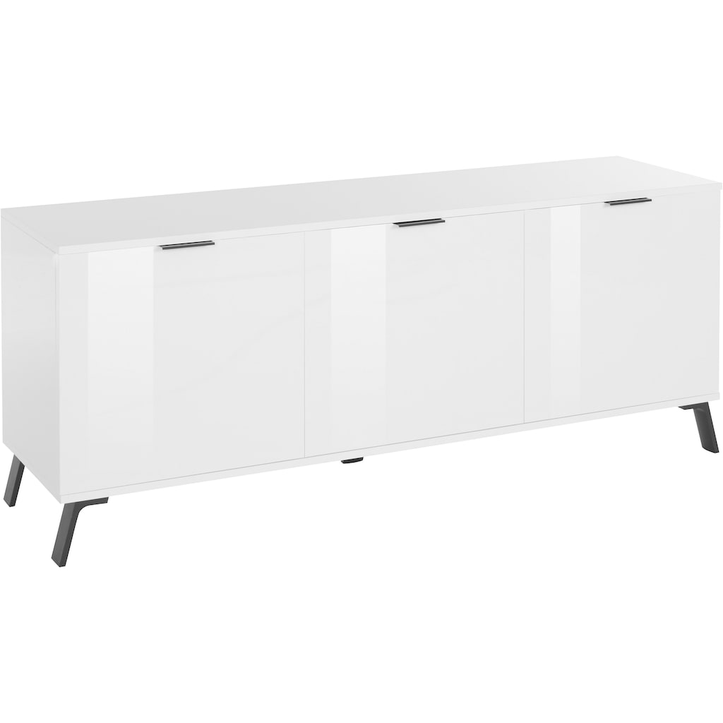 KITALY Lowboard »CASANOVA«, Breite ca. 150 cm