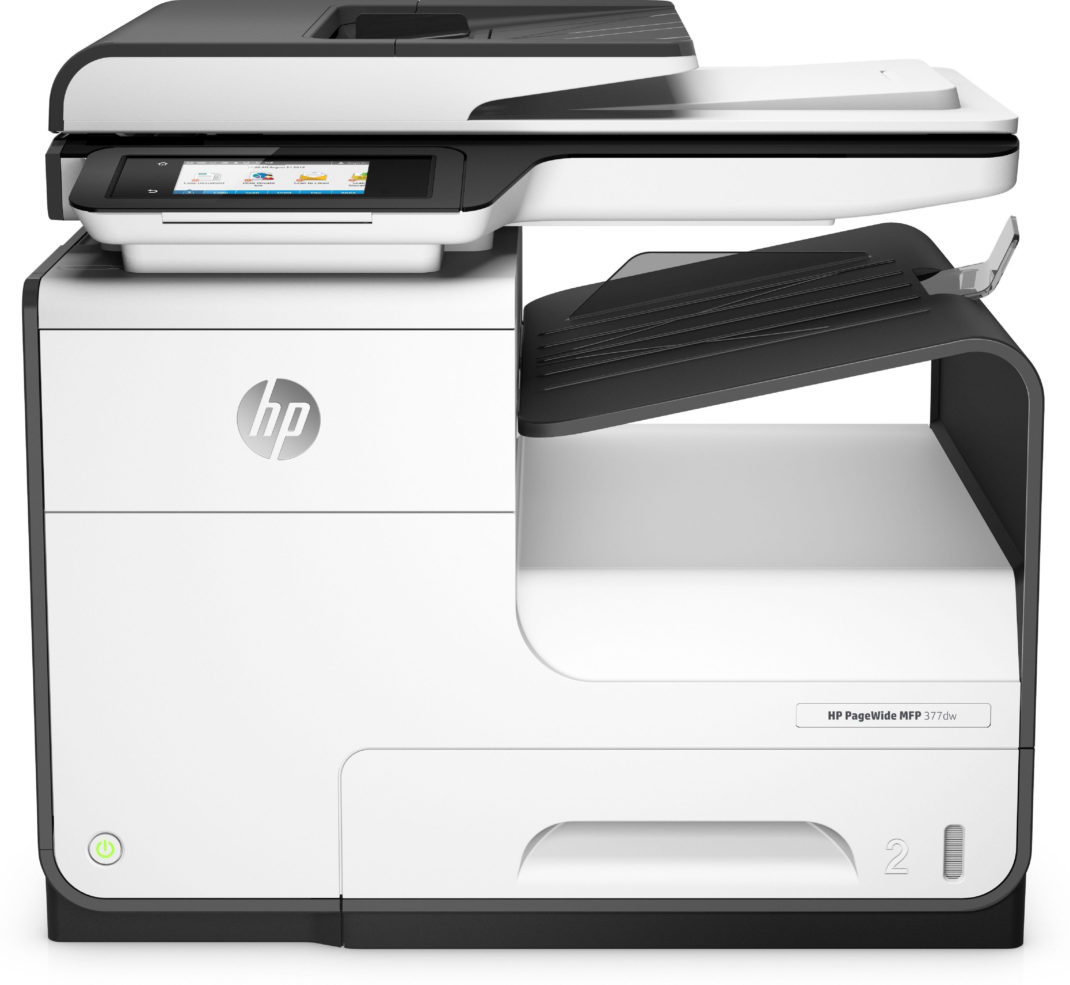 PageWide 377dw MFP Drucker »Multifunktionsdrucker«