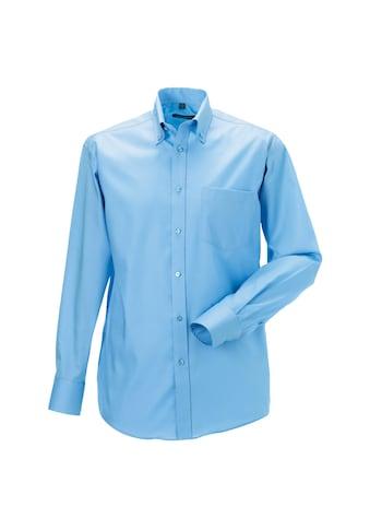 Russell Langarmhemd »Collection Herren Hemd, Langarm, bügelfrei« kaufen