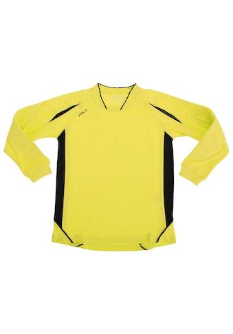 SOLS Torwarttrikot »Kinder Azteca Sport-Shirt / Torwart-Shirt / Fußball-Trikot, langärmlig« kaufen