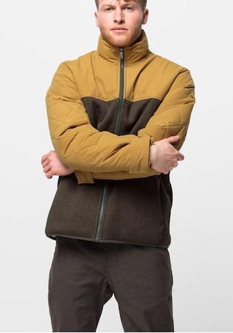 Jack Wolfskin Fleecejacke »ROBSON WOOD JACKET M« kaufen
