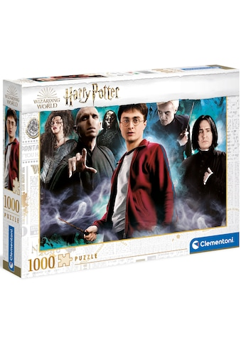 Clementoni® Puzzle »Harry Potter«, Made in Europe kaufen
