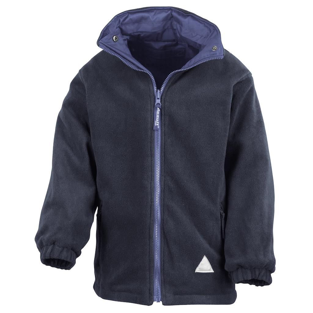 Result Fleecejacke »Storm Stuff Jacke für Kinder, Beidseitig tragbar«