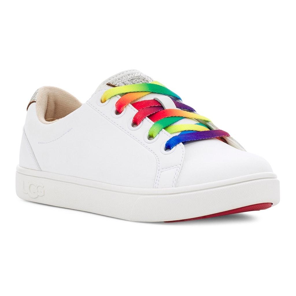 UGG Sneaker »Zilo«, mit bunten Schnürsenkeln