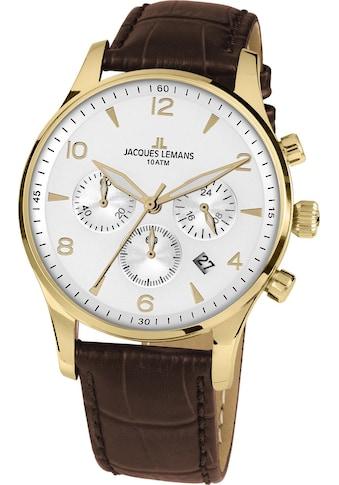 Jacques Lemans Chronograph »London, 1 - 1654.2ZD« kaufen