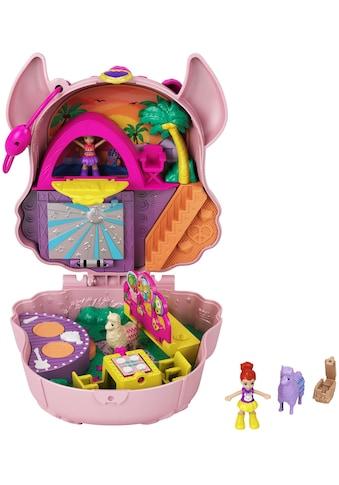 Mattel® Spielwelt »Polly Pocket Lama-Musikparty Schatulle« kaufen