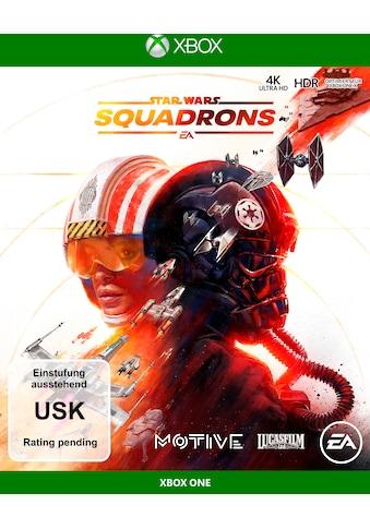 Electronic Arts Spiel »Star Wars™: Squadrons«, Xbox One kaufen
