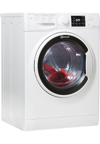 BAUKNECHT Waschtrockner WT Super Eco 8514, 8 kg / 5 kg, 1400 U/Min kaufen