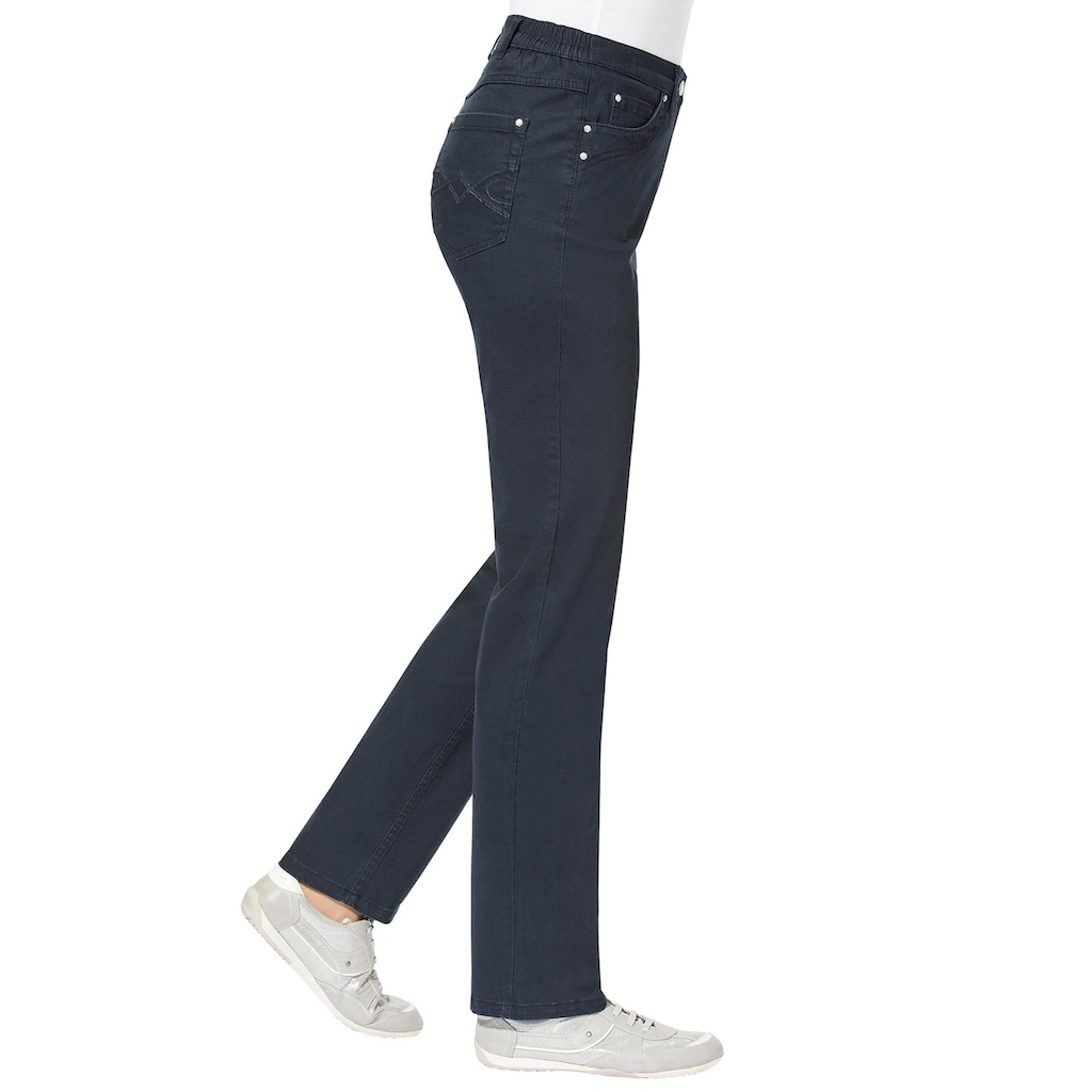 Casual Looks Stretch-Jeans