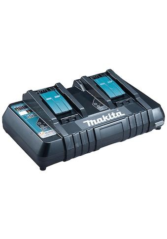 Makita Akku-Ladestation »DC18RD«, (1 St.), Schnellladegerät für 14,4 V und 18 V Akkus... kaufen