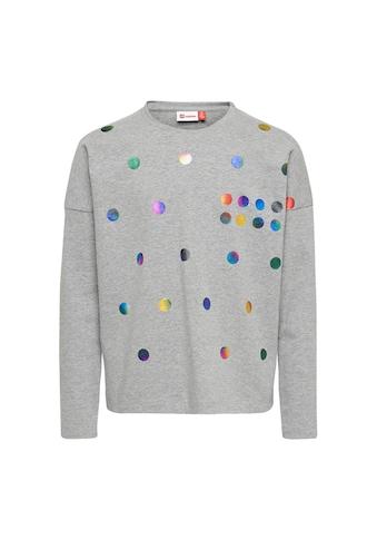 LEGO® Wear Langarmshirt »LWTIPPI 612«, Foliendruck vorne kaufen