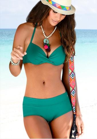s.Oliver Beachwear Bikini-Hotpants »Spain«, unifarben kaufen