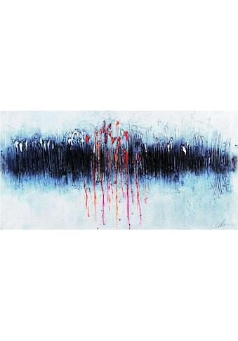 my home Gemälde »Abstract I«, (100/3,5/50 cm) kaufen