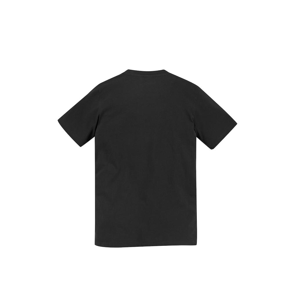 KIDSWORLD T-Shirt »Ich bin nicht stur«
