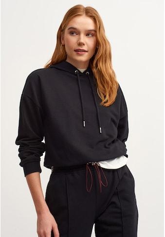 OXXO Sweatshirt, mit Zugbund Details kaufen