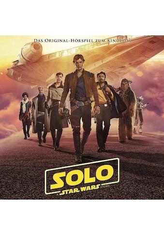 Musik-CD »Solo: A Star Wars Story (Filmhörspiel) / Star Wars« kaufen