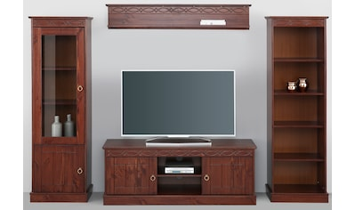 Home affaire Wohnwand »Indra«, (Set, 4 St.) kaufen