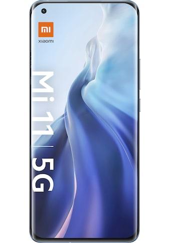 """Xiaomi Smartphone »Mi 11«, (17,3 cm/6,81 """", 256 GB Speicherplatz, 108 MP Kamera) kaufen"""