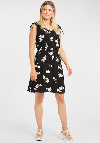 b.young Trägerkleid »BYISOLE«, Freizeitkleid mit sommerlichen Muster kaufen