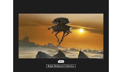 Komar Poster »Star Wars Classic RMQ Hoth Probe Droid«, Star Wars kaufen