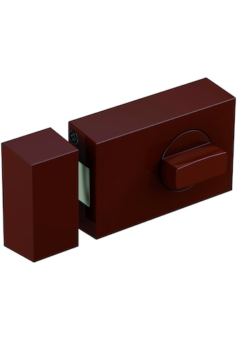 BASI Kastenriegelschloss »KS 500«, Dornmaß 45 mm - braun (eckig) kaufen