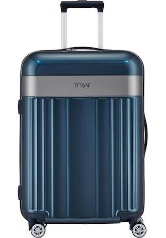 """TITAN® Hartschalen - Trolley """"Spotlight Flash, North Sea, 67 cm"""", 4 Rollen kaufen"""