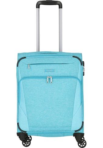 travelite Weichgepäck-Trolley »Jakku, 54 cm«, 4 Rollen kaufen