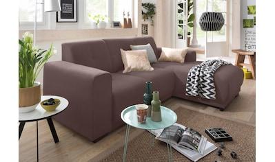 Home affaire Ecksofa »Langeland« kaufen
