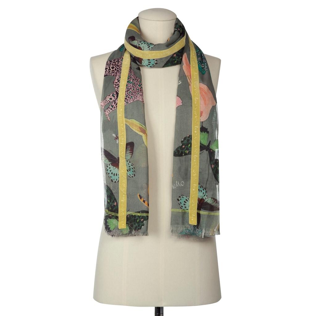 Codello Limited Edition XL-Schal aus softer Baumwolle und Modal