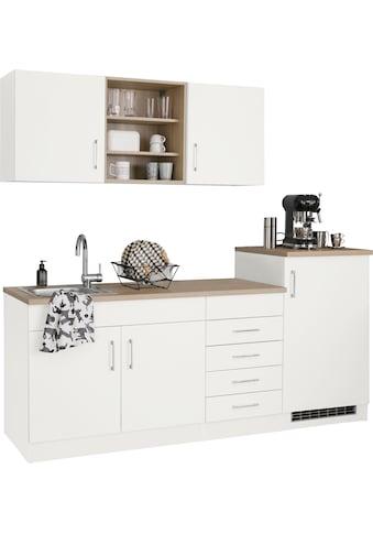 HELD MÖBEL Küchenzeile »Mali«, mit E-Geräten, Breite 210 cm kaufen