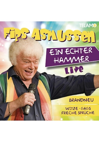 Musik-CD »Ein Echter Hammer / Asmussen,Fips« kaufen