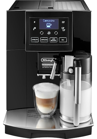 De'Longhi Kaffeevollautomat Perfecta ESAM 5556.B mit Milchaufschäumsystem, 1,7l Tank, Kegelmahlwerk kaufen