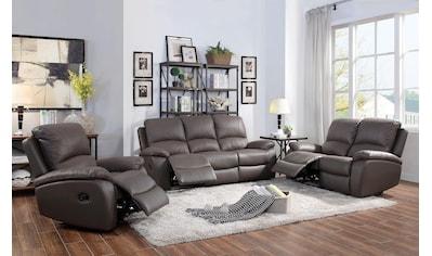 ATLANTIC home collection 3-Sitzer kaufen